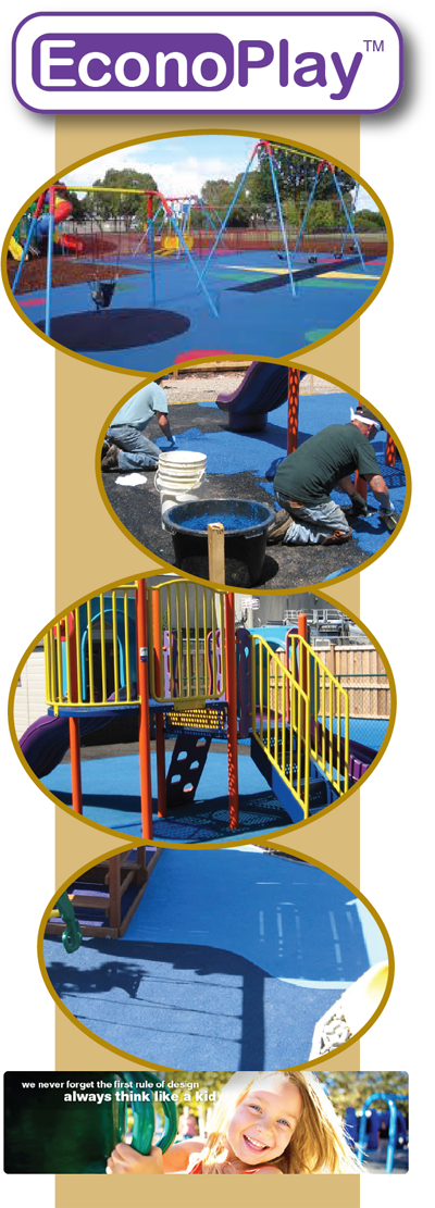 Playground Surfacing in Ontario